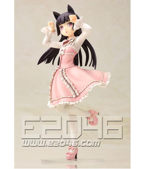Kuroneko Sweet Lolita (PVC)