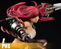 PV8144 1/6 Erza Scarlet The Knight Version (PVC)
