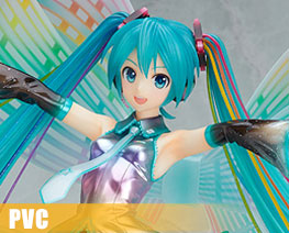 PV7541 1/7 Hatsune Miku 10th Anniversary Version (PVC)