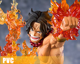 PV9226  Portgas D. Ace -Whitebeard Pirates The Second Division Commander (PVC)