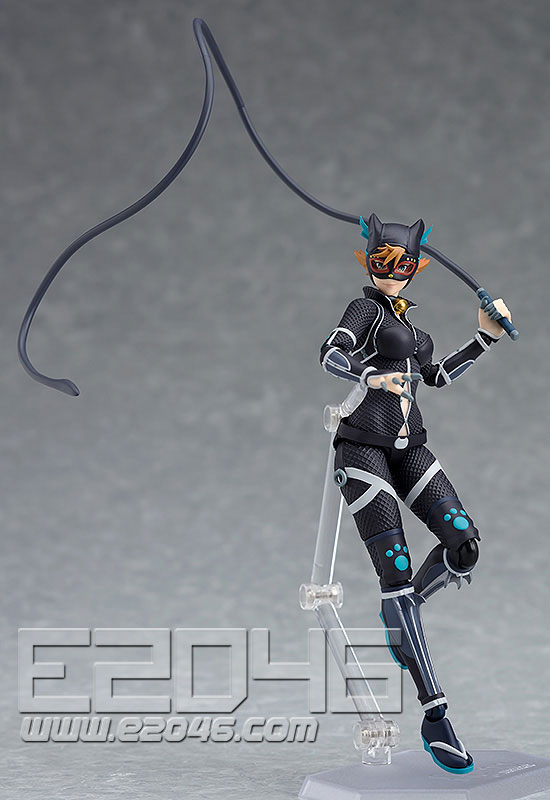 Figma Catwoman Ninja Version (PVC)