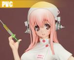 PV2755 1/7 Super Sonico Nurse Version (PVC)