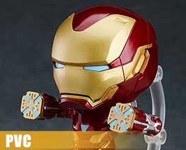 PV8693  Nendoroid More Iron Man Mark 50 Extension Set (PVC)