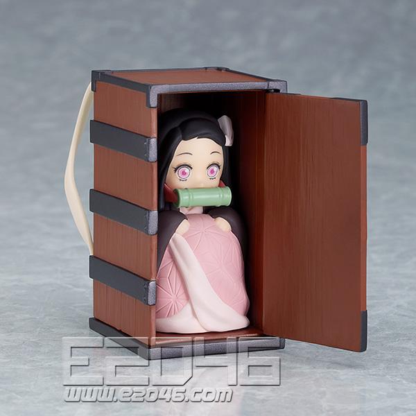 Figma Kamado Nezuko DX Version (PVC)