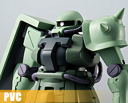 PV10883  Zaku II F2 Type Version (PVC)