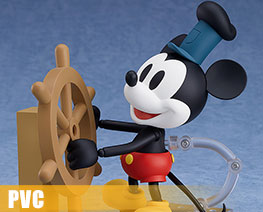 PV8294  Nendoroid Mickey Mouse 1928 Color Version (PVC)