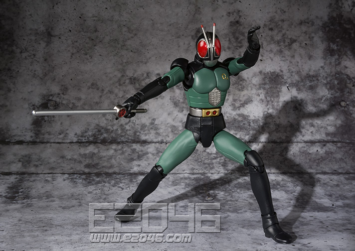 Kamen Rider Black RX (PVC)