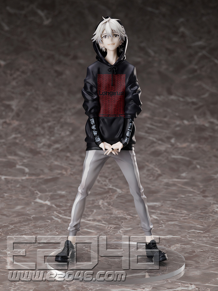 Nagisa Kaworu Original Color Version (PVC)
