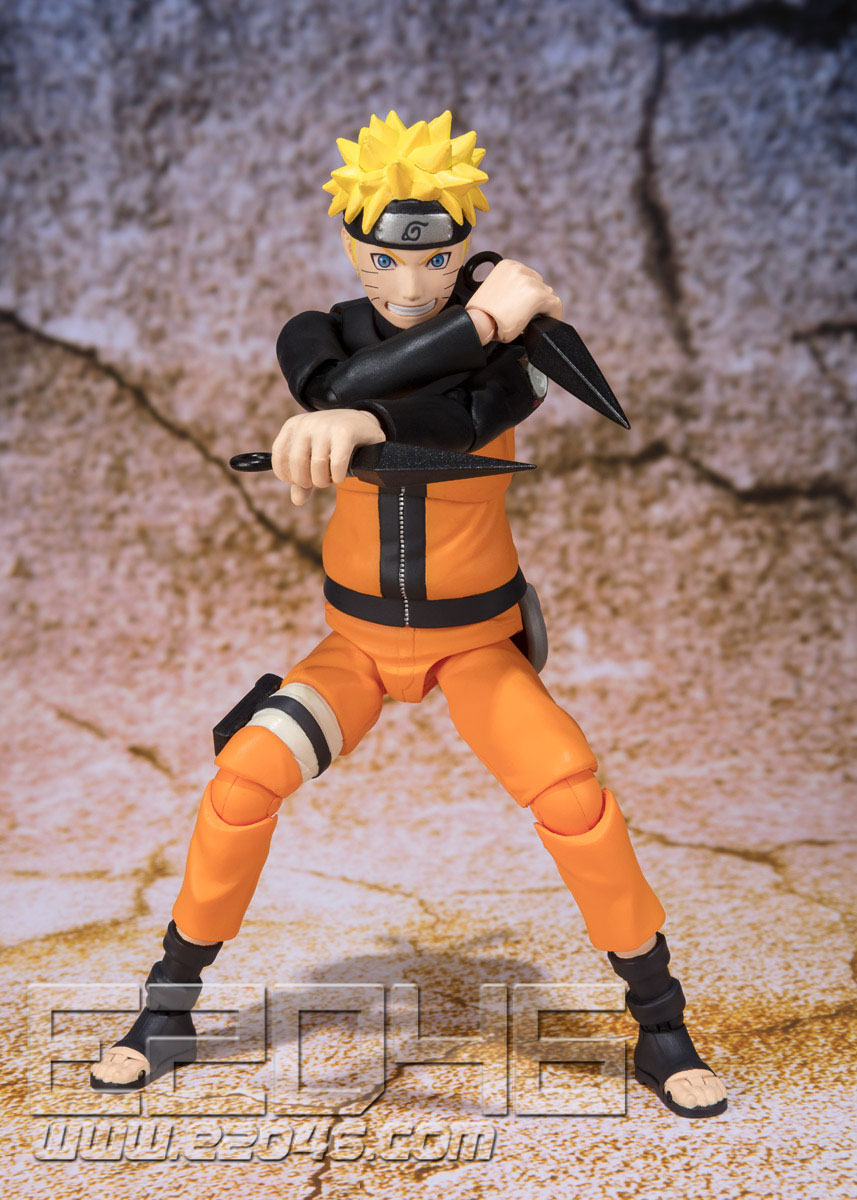 Uzumaki Naruto (PVC)
