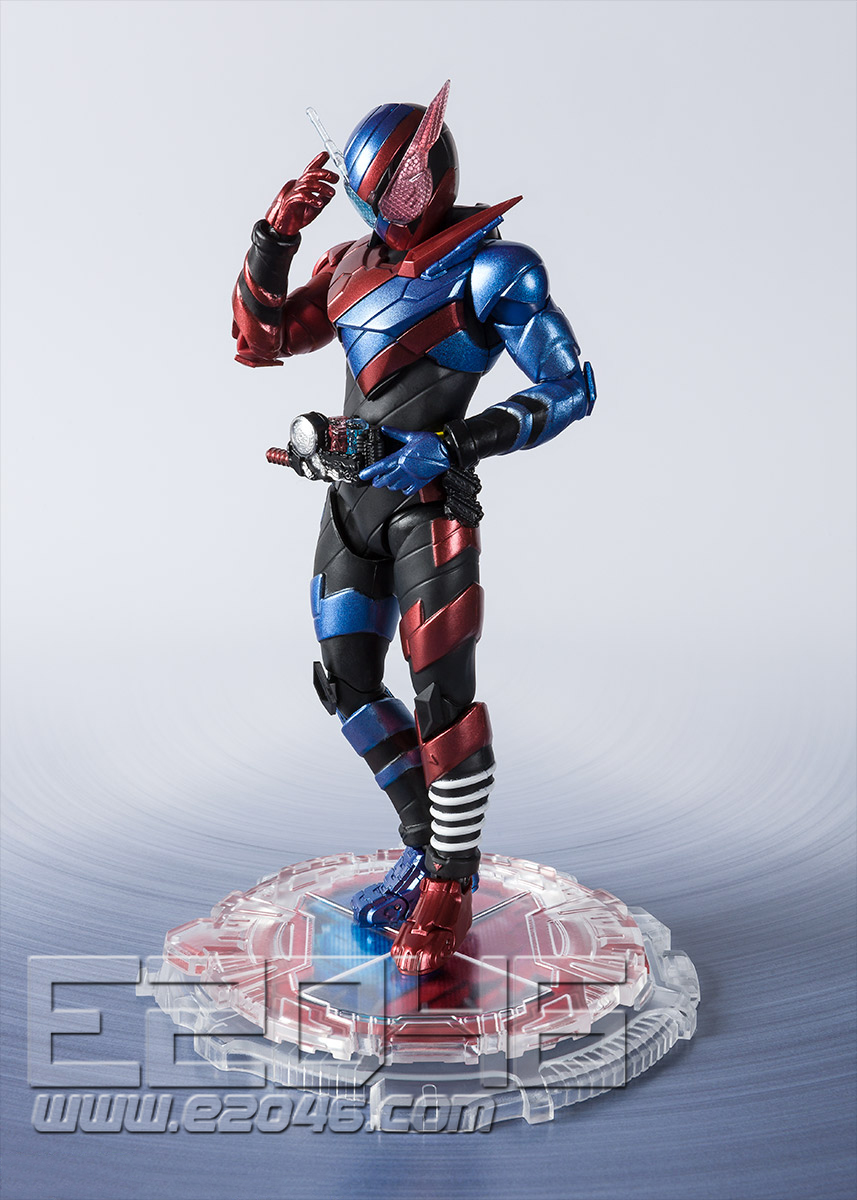 Rabbit Tank Form 20 Kamen Rider Kicks Version (PVC)