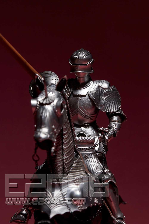 15th Century Gothic Equestrian Armor (PVC)