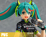 PV7343  Figma Racing Miku 2016 Team Ukyo Support Version (PVC)
