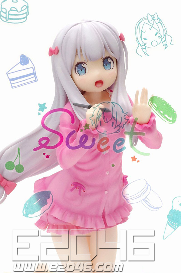 Izumi Sagiri Sweet Version Deluxe (PVC)