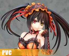 PV8554 1/8 Tokisaki Kurumi (PVC)