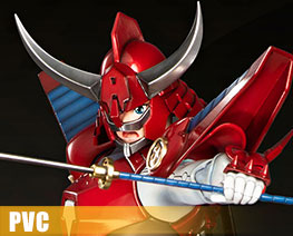 PV11004 1/6 Ryo of the Wildfire (PVC)