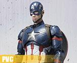 PV6001  Captain America (PVC)