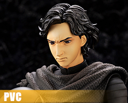 PV10082 1/7 Kylo Ren Cloaked in Shadows (PVC)