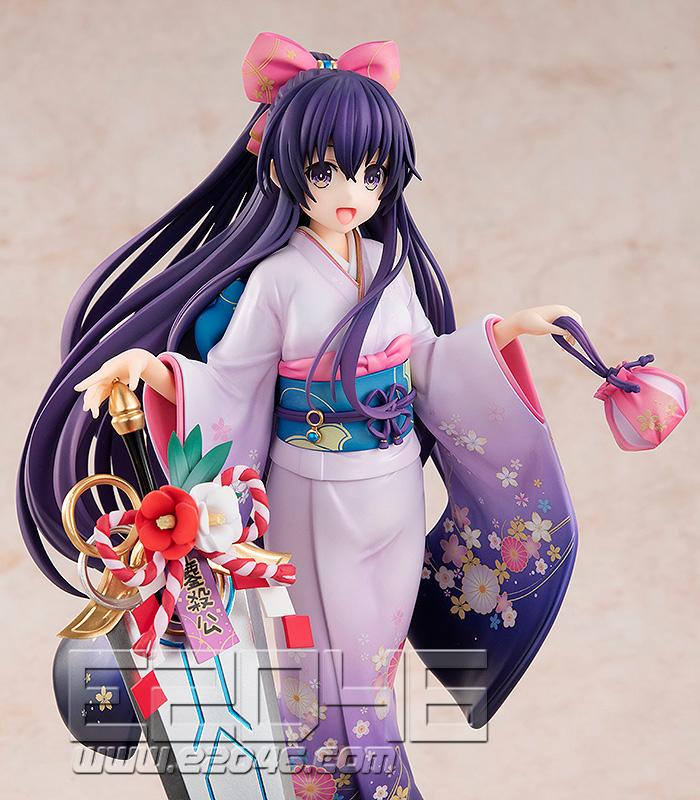 Yatogami Tohka Finest Kimono Version (PVC)