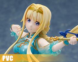 PV12599 1/7 Alice China Dress Version (PVC)