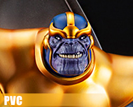 PV9492  Thanos on Space Throne (PVC)