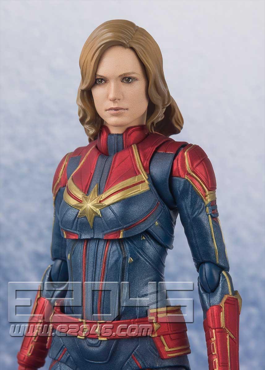 Captain Marvel (PVC)