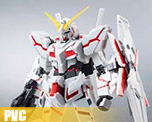 PV4353  Robot Spirits Unicorn Gundam Destroy Mode for Fullarmor Version (PVC)