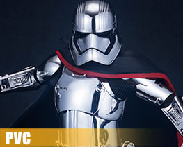 PV7724 1/7 Captain Phasma (PVC)