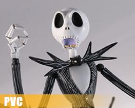 PV12580  骷髅杰克夜光漆版 (PVC)