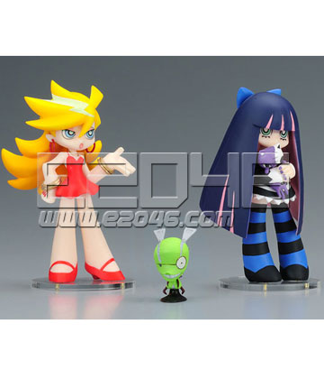 Panty & Stocking with Chuck (PVC)
