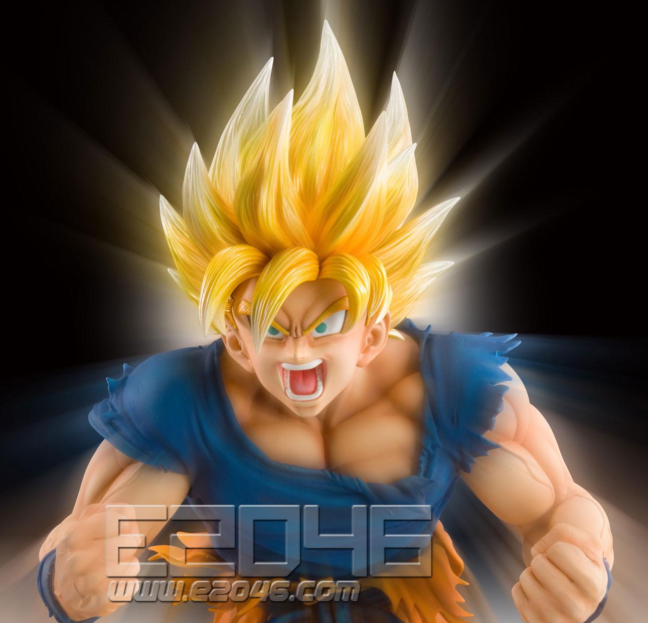 Super Saiyajin Son Gokou (PVC)