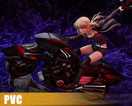 PV8092 1/8 Altria Alter with Cuirassier Noir (PVC)