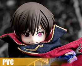 PV9493  Lelouch Deformed Vignette Doll (PVC)
