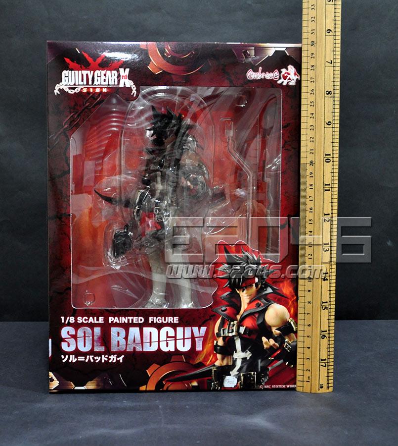 Sol Badguy (PVC)