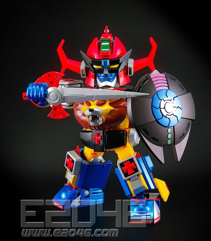 Mirai Robo Daltanious (PVC)