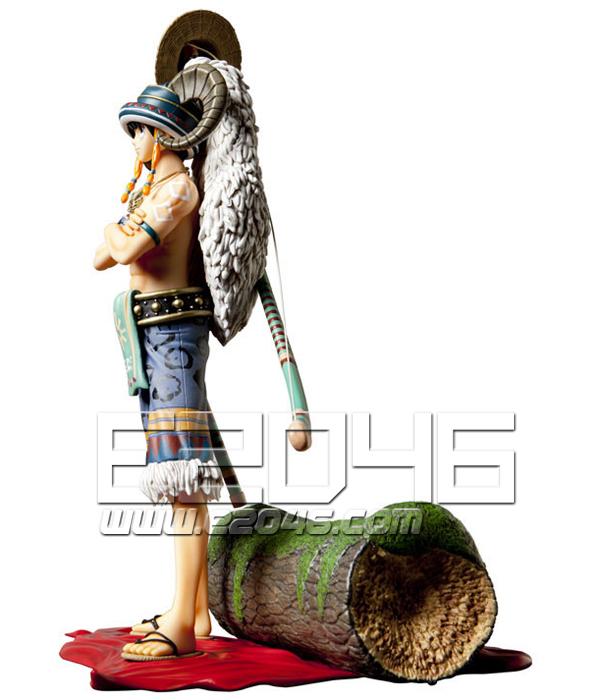 Monkey D Luffy Animal Version (PVC)
