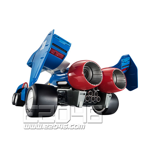 Super Asurada 01 (PVC)