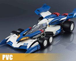 PV9438 1/18 Super Asurada 01 (PVC)