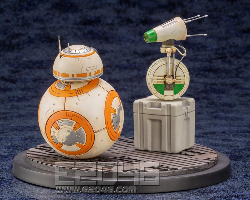 D-O & BB-8 (PVC)
