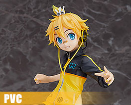 PV9300 1/7 Kagamine Rin Stylish Energy L Version (PVC)