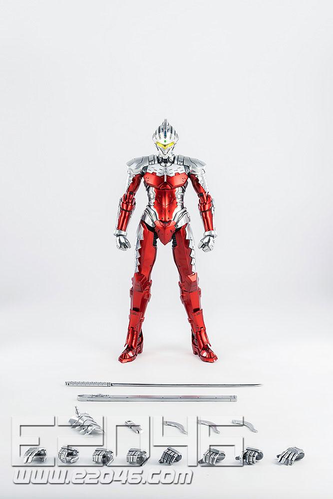 超人戰衣第七版 (PVC)