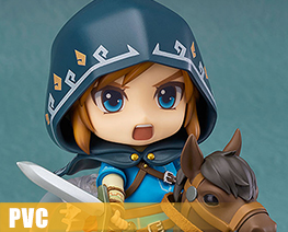 PV6869 SD Nendoroid Link Breath of the Wild Version DX Edition (PVC)