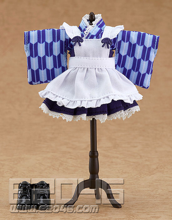 Nendoroid Cat Ears Maid Yuki (PVC)
