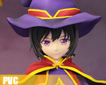 PV4106 1/8 Mikazuki Yozora Witch Version (PVC)