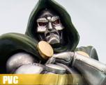 PV1537 1/6 Fine Art Statue Captain Dr.Doom (PVC)