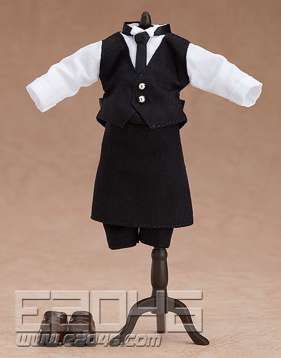 Nendoroid Doll Clothes Set Cafe Boy (PVC)