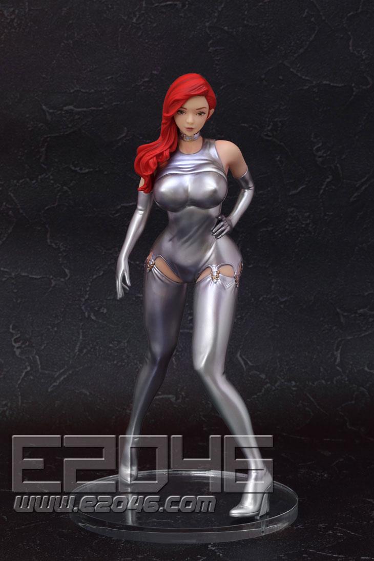 Lily Silver Version II (PVC)