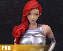 PV10296 1/6 Lily Silver Version II (PVC)
