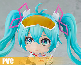 PV11877  Nendoroid Hatsune Miku GT Project Racing Miku 2021 Version (PVC)
