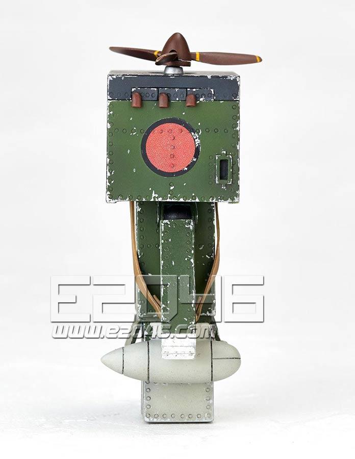 Danboard Mini Zero Fighter Model 52 Version (PVC)