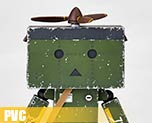 PV5995  Danboard Mini Zero Fighter Model 52 Version (PVC)